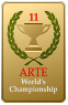 11  ARTE World'sChampionship